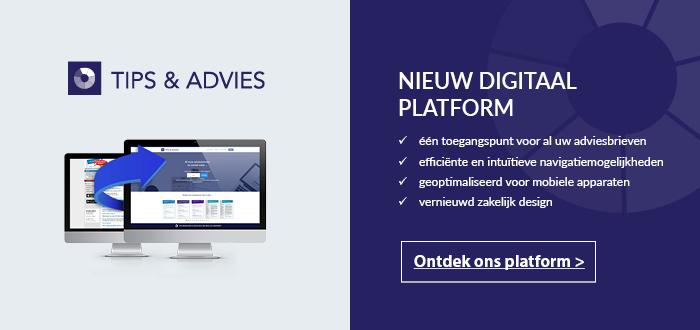 Nieuw digitaal platform