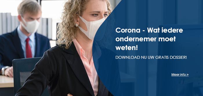 Download nu uw gratis dossier over Corona!