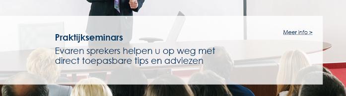 Meer info | Seminars