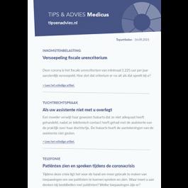 Tips & Advies Medicus