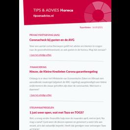 Tips & Advies Horeca