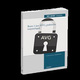 Ruim 1 jaar AVG, praktische toepassingen